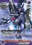 Gundam AGE-2 Dark Hound Carddass Gold