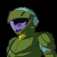 Neo Zeon Pilot A CCA (G Gen Wars)