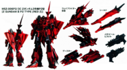 Red Zeta III Evolve back and front