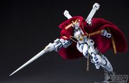 XM-X2-JULIA Crossborn Gundam X2 JULIA (Gunpla) (Action Pose)