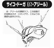 Alpha Azieru Early Head Design