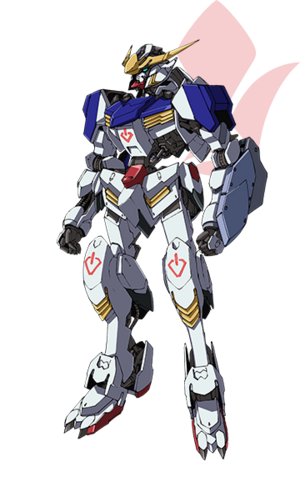 Barbatos 2nd Form Front
