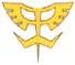 CAPT Chest Emblem