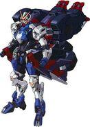 Gundam Dantalion F Booster
