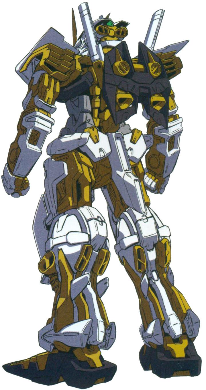 MBF-P01 Gundam Astray Gold Frame | The Gundam Wiki | FANDOM powered ...