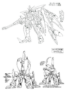 Aegis Gundam Early Design