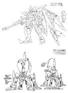 Aegis Gundam Early Design