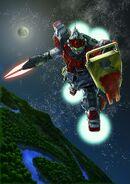 Aggressor Red Rider