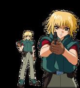 Gundam SEED Cagalli Character Sheet