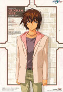Gundam SEED DESTINY Fashion Illustrations (7)