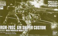 HG GM Sniper Custom