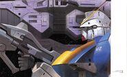Victory 2 Gundam Illust Mamoru Itou