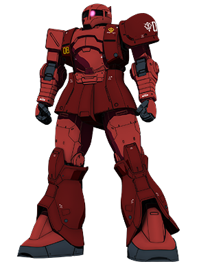 Char Aznable Custom