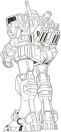 Rear (M-MSV)