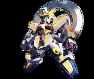SD Gundam G Generation Cross Rays Stargazer Gundam