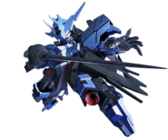 SD Gundam G Generation Cross Rays Gundam Vidar