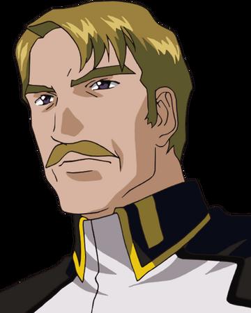 Duane Halberton The Gundam Wiki Fandom