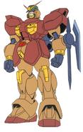 GF13-083NCB Arachno Gundam Front