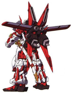 MBF P02 Gundam Astray Red Frame