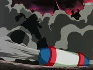 Shining Gundam Smoke Grenade