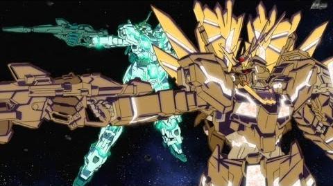 """Mobile Suit Gundam UC"" episode 7 Trailer 2(English)"