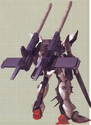 Rear (Intensive-Attack Mode)