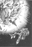 Gundam Chars Counterattack - High Streamer RAW Novel V03-225