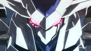 ASW-G-01 Gundam Bael (Episode 43) Face Close up (2)