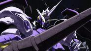 ASW-G-66 Gundam Kimaris Vidar (Episode 45) Face Close up (2)