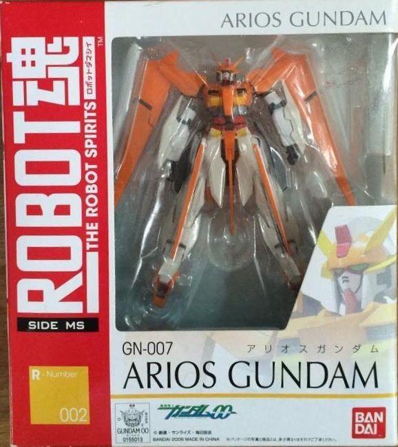 BANDAI TAMASHII Robot Spirits Gundam 00 GNX-609T GN-X III ESFF model