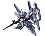 SD Gundam G Generation Genesis Gundam Delta Kai