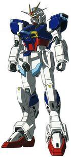 ZGMF-X56S Impulse Gundam
