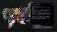 Gundam Heavyarms Igel Unit EW Data From SD Gundam G Generation Cross Rays