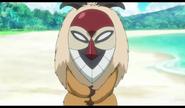 Miyu masked
