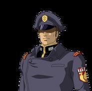 OX Titans captain
