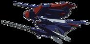 RX-78KU-01 Kurwenal Side