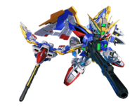 SD Gundam G Generation Cross Rays Wing Gundam (EW Ver.)