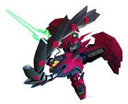 SD Gundam G Generation Crossrays Gundam Epyon
