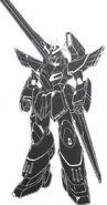 Black Gundam (Front)