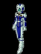 G Gen Genesis Custom Character (Female EFF Pilot)