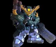 SD Gundam G Generation Cross Rays Gundam Heavyarms Custom (EW Ver.)