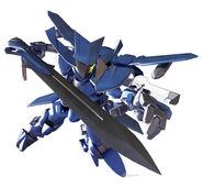 SD Gundam G Generation Crossrays AUE Enact