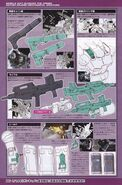 RCX-76-02 Guncannon First Type (Iron Cavalry Squadron) Mechanical Archives Vol. 15 3