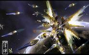 ZGMF-X20A Strike Freedom Full Burst