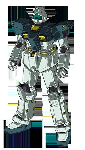 Front (OVA Ver. w/o backpack)