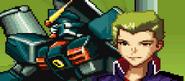 Gundam SEED destiny GBA Sting