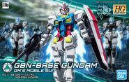 HGBD GBN-Base Gundam