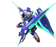 SD Gundam G Generation Cross Rays Qan-T- Full Saber