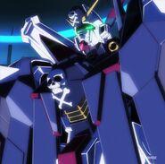 XM-X1 Crossbone Gundam X-1 Full Cloth Type.GBFT (Ep 21) 01