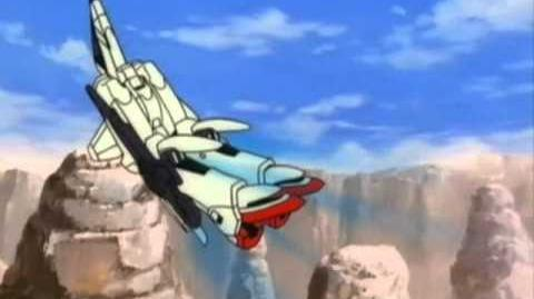 005 LM312V04 Victory Gundam (from Mobile Suit Victory Gundam)